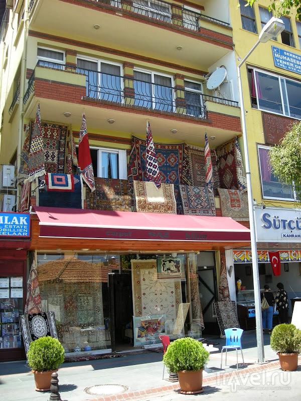 Городские детали. Аланья, Турция / Турция