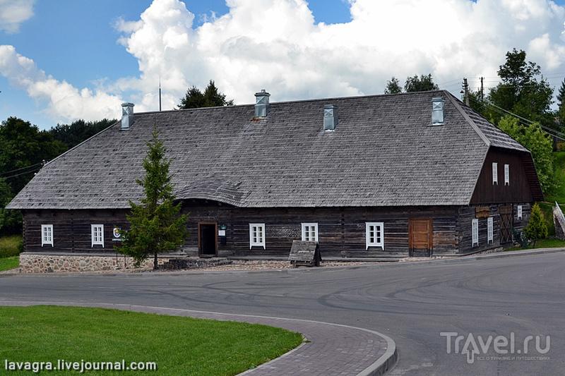 Бывшая корчма. Дубингяй. Литва / Фото из Литвы
