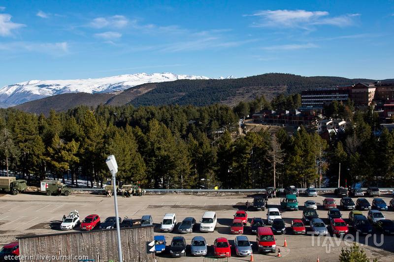 Горные лыжи в Испании. Ла Молина / Фото из Испании