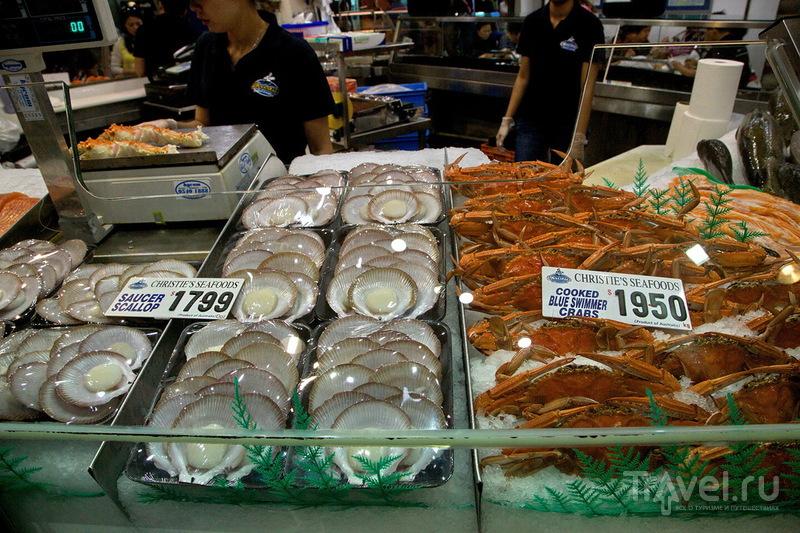 Австралия, Sydney Fish Market / Австралия