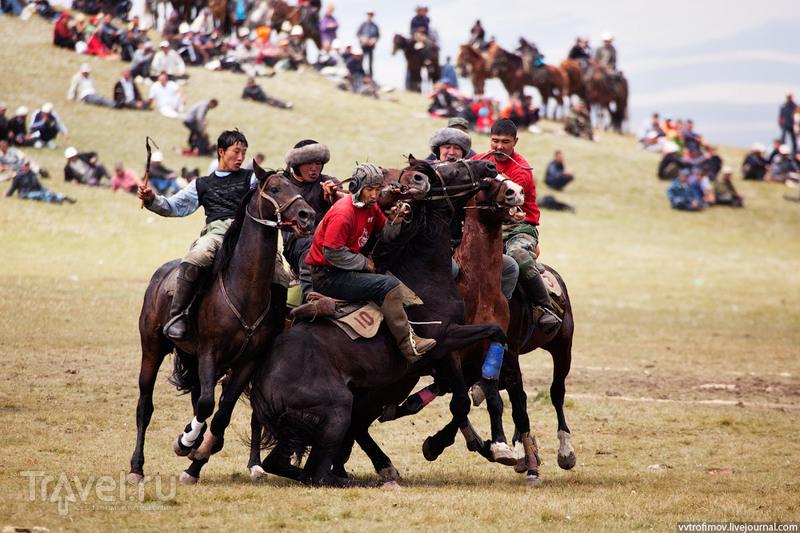 Киргизское регби / Фото из Киргизии