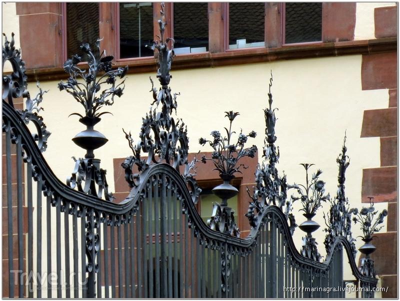 Базель – ворота Швейцарии / Фото из Швейцарии