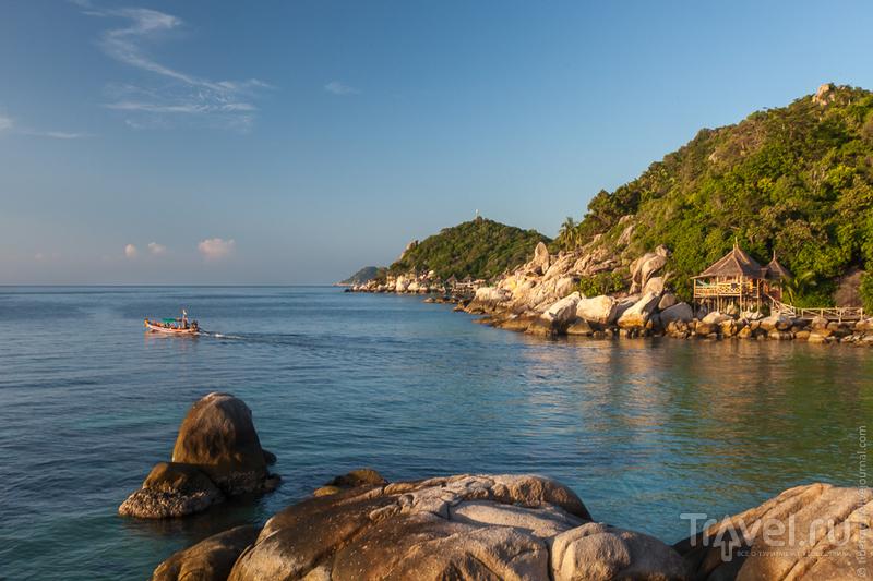 Ко Тао - обетованный остров в Сиамском заливе / Фото из Таиланда