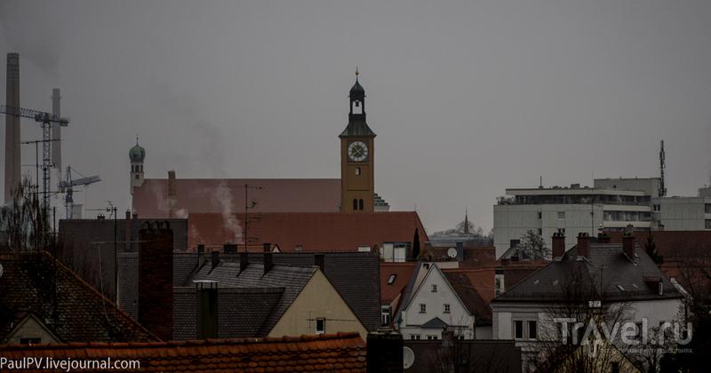 Аугсбург, Бавария / Фото из Германии