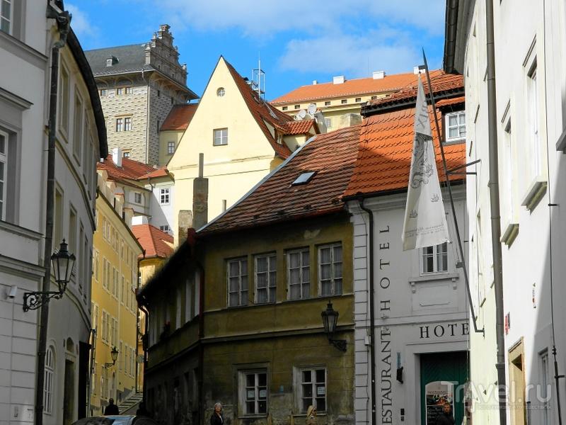 Прага. Мала Страна / Чехия