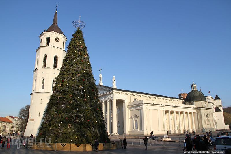 Кафедральный собор Святого Станислава в Вильнюсе / Литва