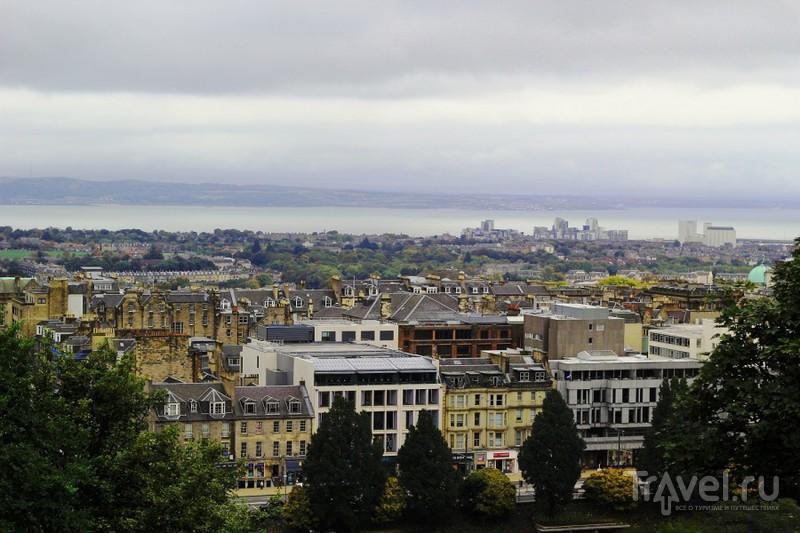 """Эдинбург. """"Открыточные виды"""" / Фото из Великобритании"""
