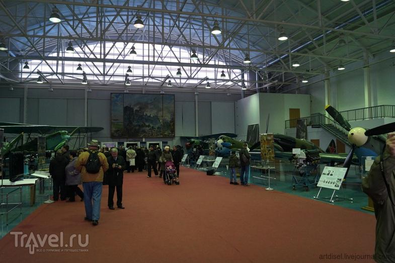 Центральный музей ВВС в Монино / Россия
