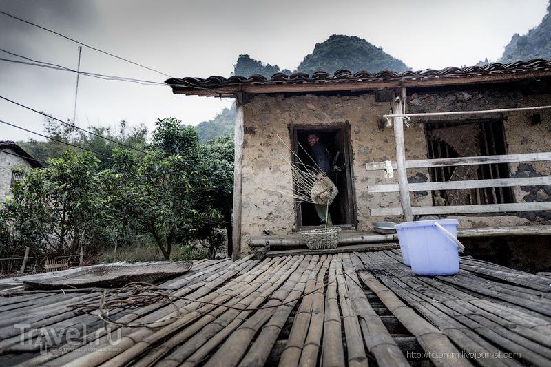 Северный Вьетнам. В гостях у деревенских жителей / Вьетнам