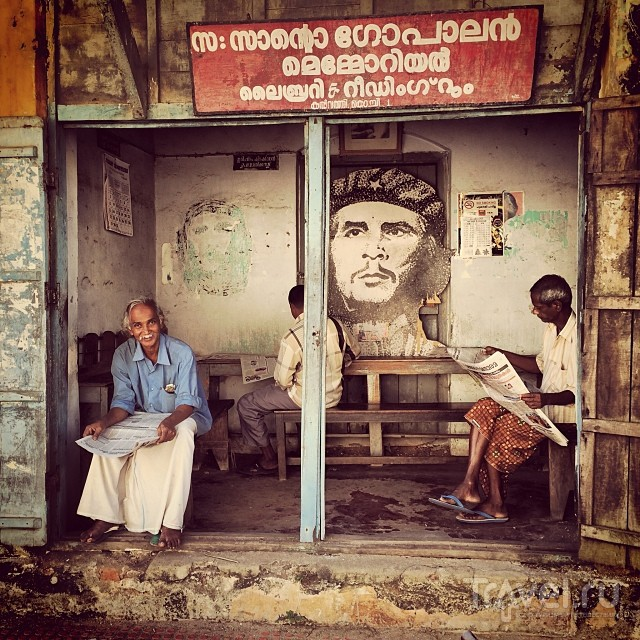 Форт Кочи. Индия / Индия