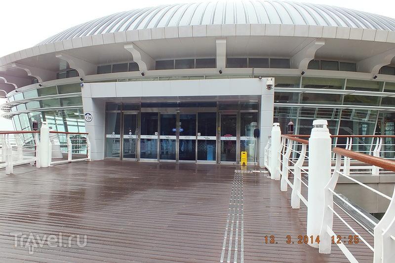 Пусан. Здание саммита АТЭС. Рыбный рынок / Южная Корея