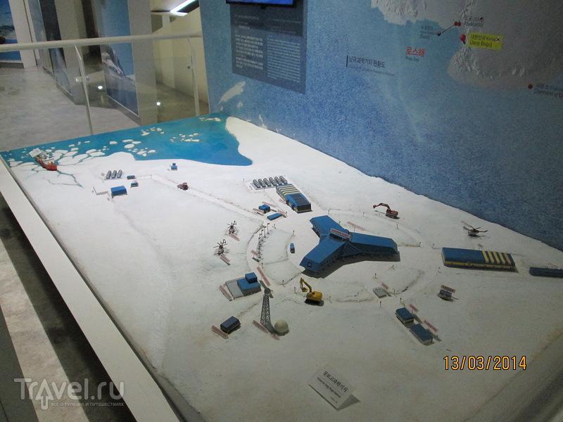 Пусан. Морской музей / Южная Корея