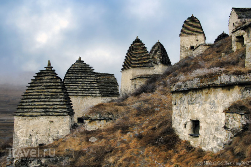 Северная Осетия в январе 2010