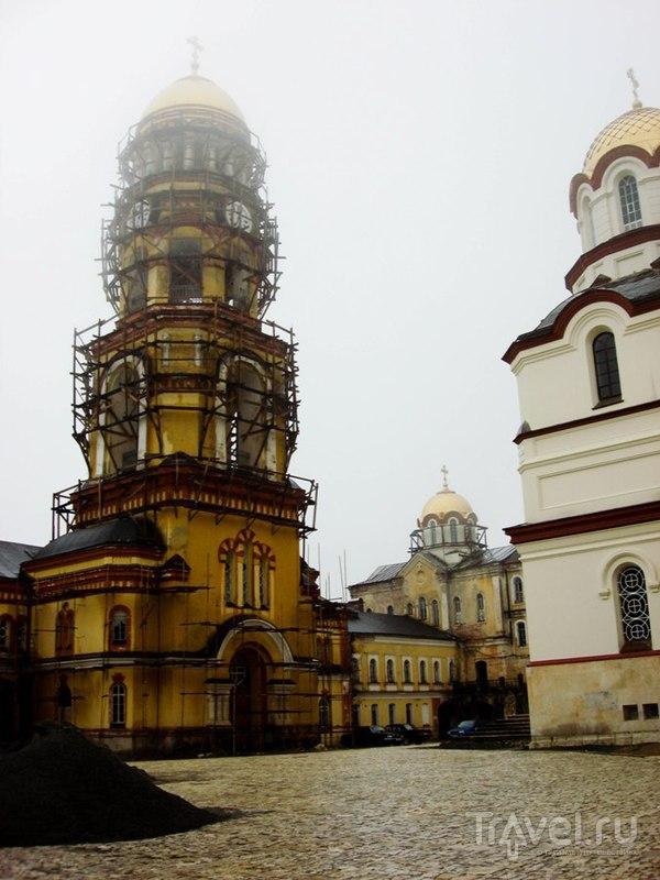 Абхазия. Новый Афон / Абхазия