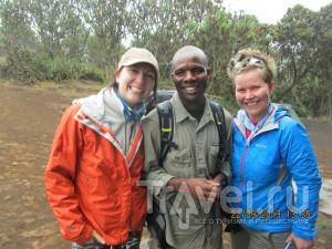 Поле-поле: на крышу Африки / Кения