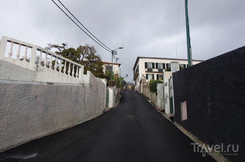 Прогулка по Фуншалу / Фото из Португалии