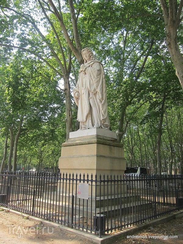 Монтескьё (Montesquieu) / Фото из Франции