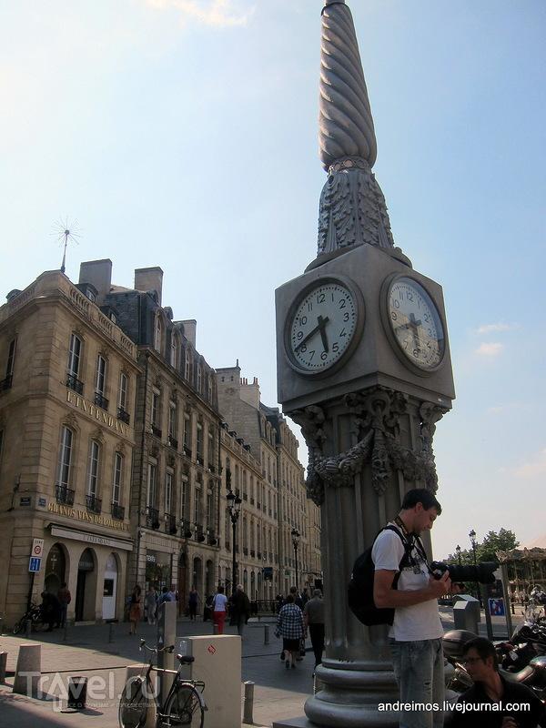 Площадь Комедии (Place de la Сomédie) / Фото из Франции