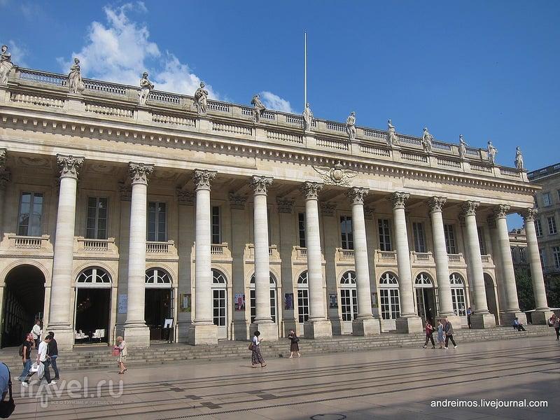 Большой Театр (Grand Théâtre) / Фото из Франции