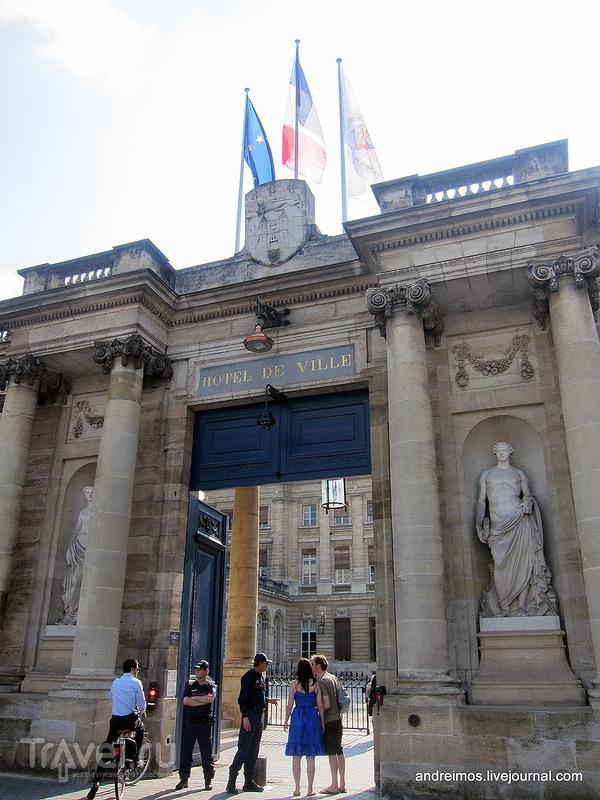 Дворец Роан (Palais Rohan) / Фото из Франции