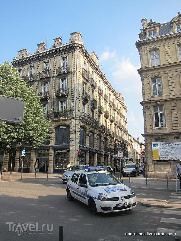 Проспект Виктор Гюго (Cours Victor Hugo) / Фото из Франции