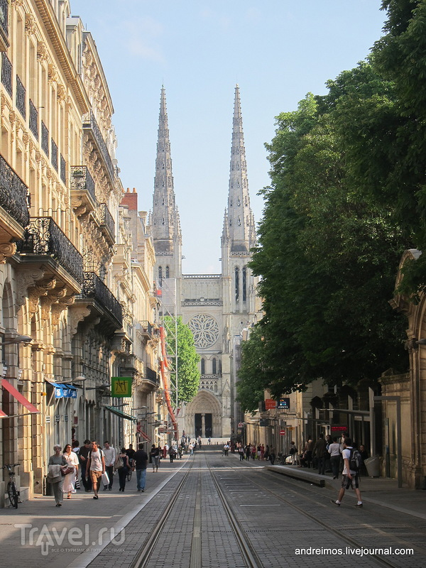 Улица Виталь Карль (Rue Vital Carles) / Фото из Франции