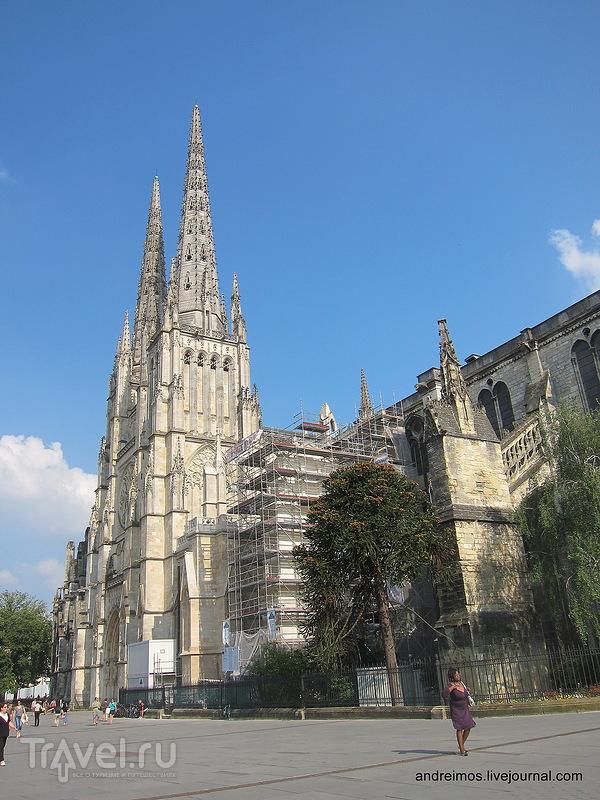 Собор Св.Андрея (Cathédrale Saint-André) / Фото из Франции