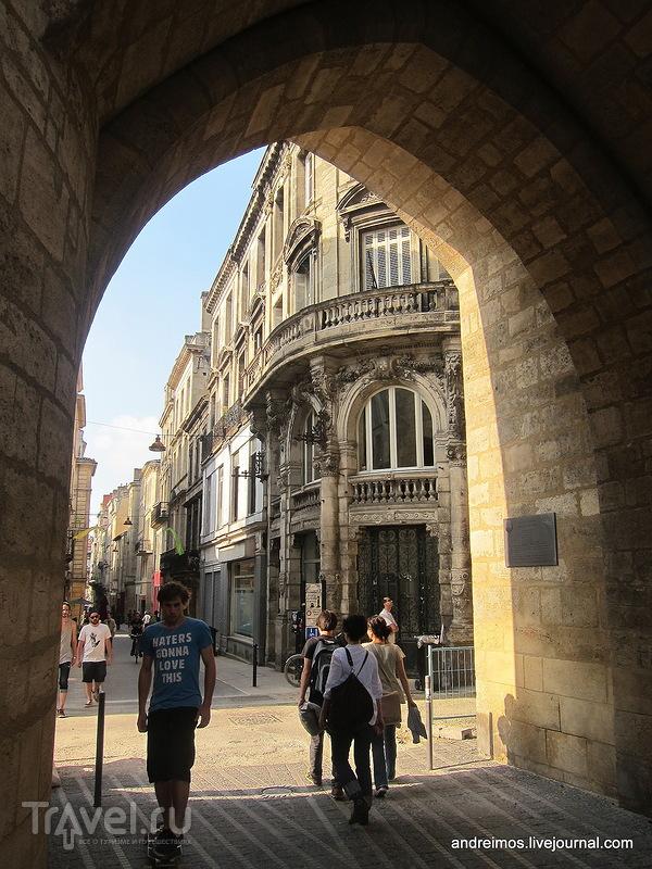 Ворота Св.Элигия (Porte Saint-Éloi) / Фото из Франции