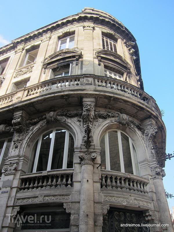 Улица Сен-Жам (Rue Saint-James) / Фото из Франции