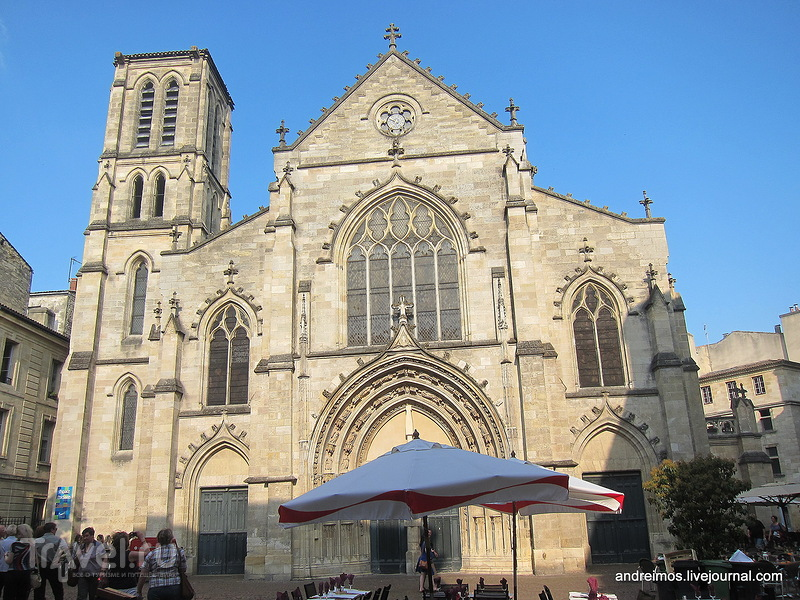 Церковь Св.Петра (Église Saint-Pierre) / Фото из Франции