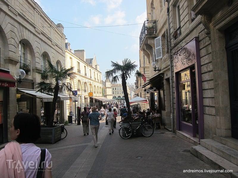 Улица Рампар (Rue des Remparts) / Фото из Франции