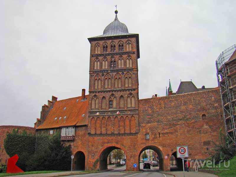 Ганзейский город Любек / Германия