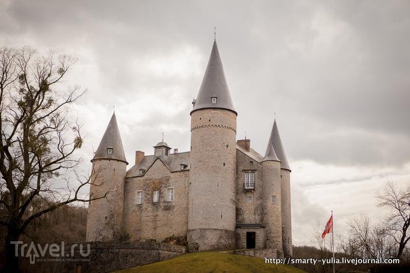 Бельгия, замок Вев (Château de Vêves) / Фото из Бельгии