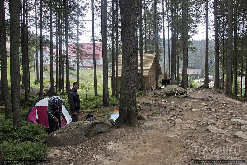Летние Карпаты / Фото с Украины