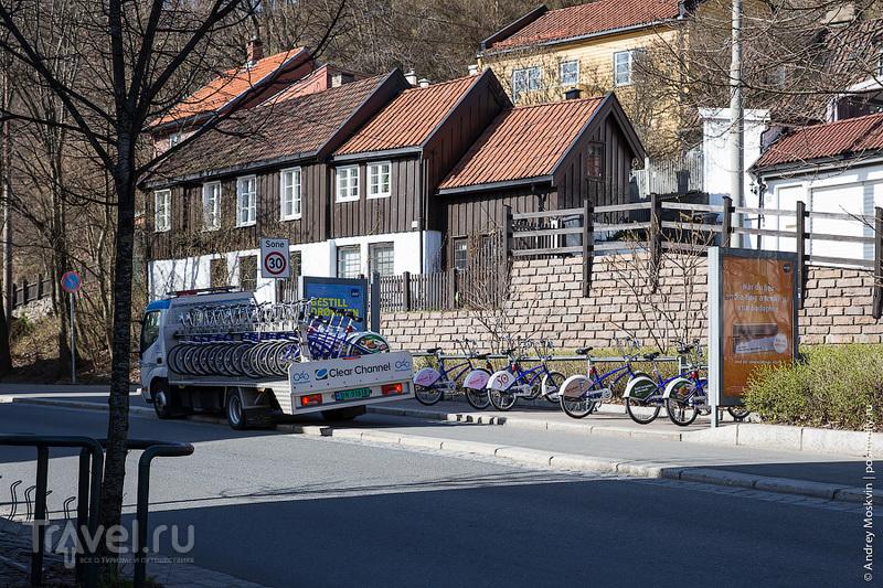 Прогулка по Осло и встреча с принцем / Норвегия