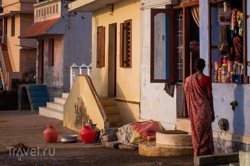 Каньякумари: самая южная точка Индии / Индия