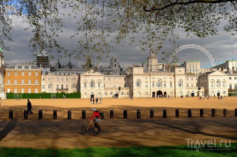 Лондон цветущий / Фото из Великобритании