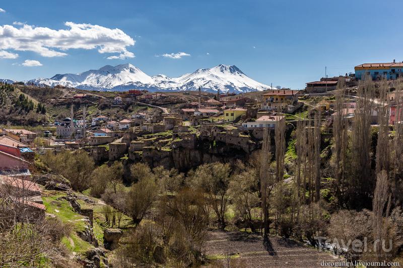 Каппадокийские великаны / Фото из Турции