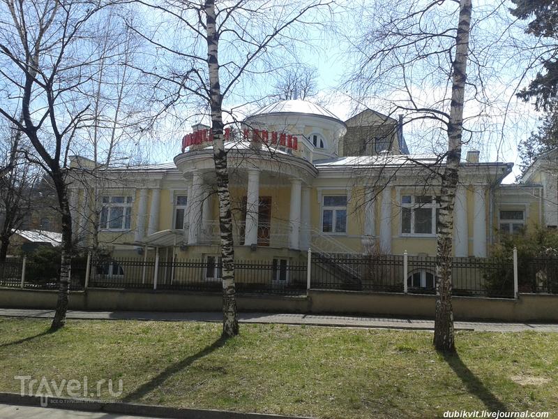 Нетуристический Кисловодск / Россия