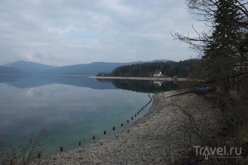 Озеро Вальхензее / Германия
