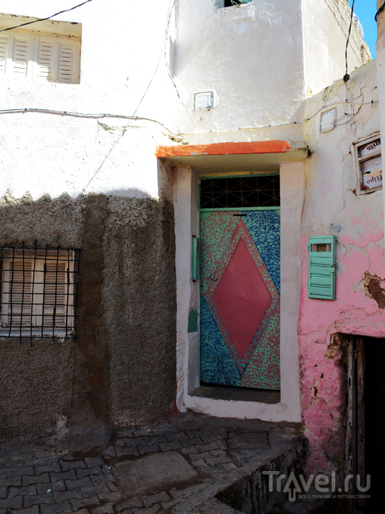 Марокко зимой / Марокко