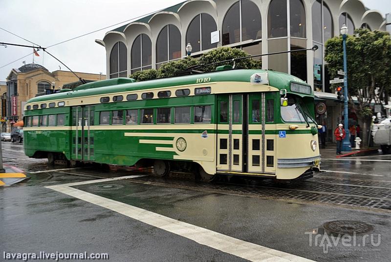 Сан-Франциско – между холмов и туманов / Фото из США