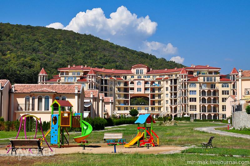 Болгария, курортный поселок Елените / Фото из Болгарии
