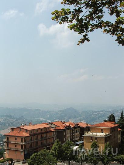 Путешествуя по Сан-Марино / Сан-Марино