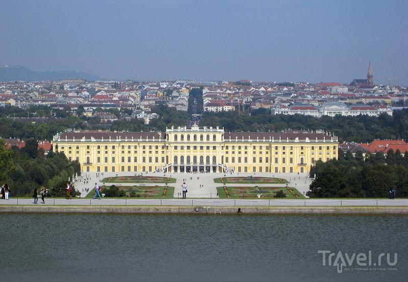 Императорская резиденция Шёнбрунн в Вене / Австрия