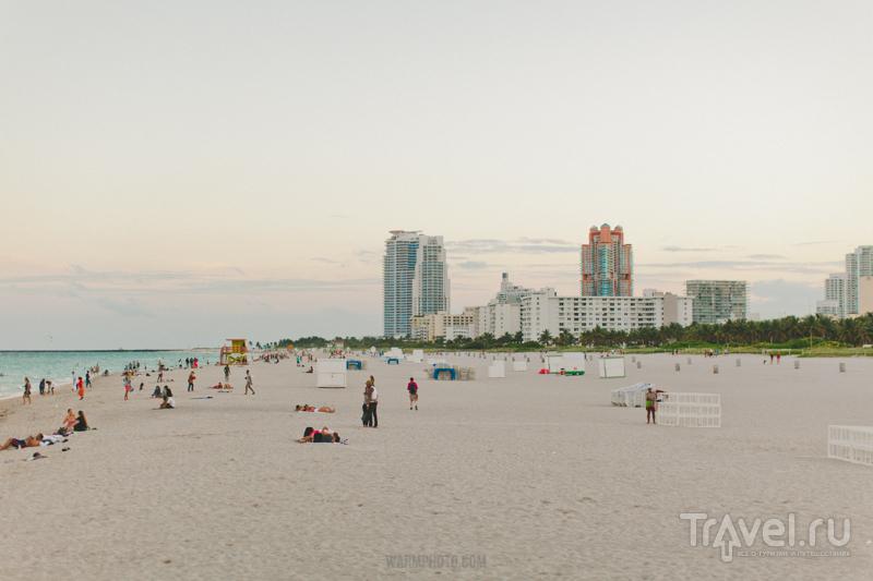 Майами. Район Арт Деко / США
