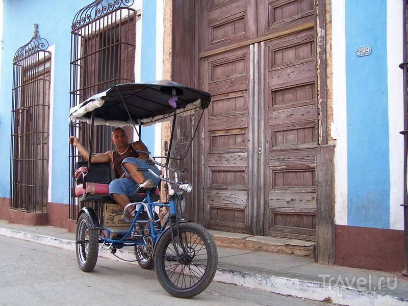 Велосипеды и велорикши / Индия