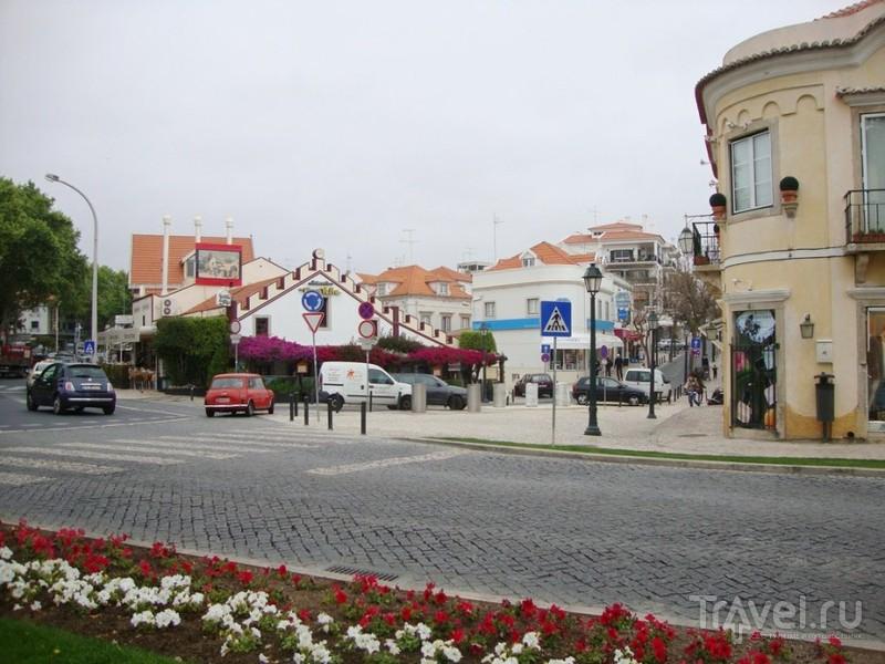 Кашкайш. В ожидании пляжного сезона / Португалия