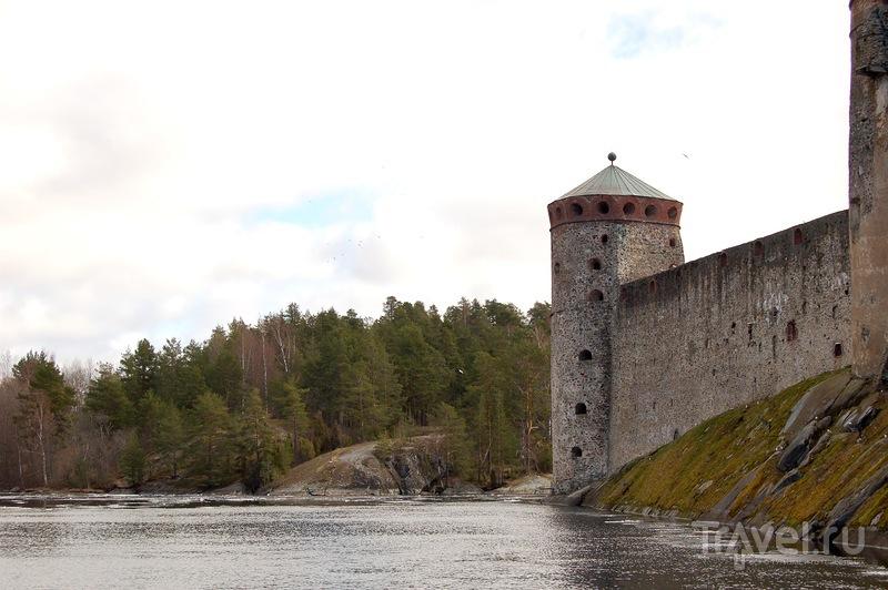 Финляндия. Олавинлинна / Фото из Финляндии