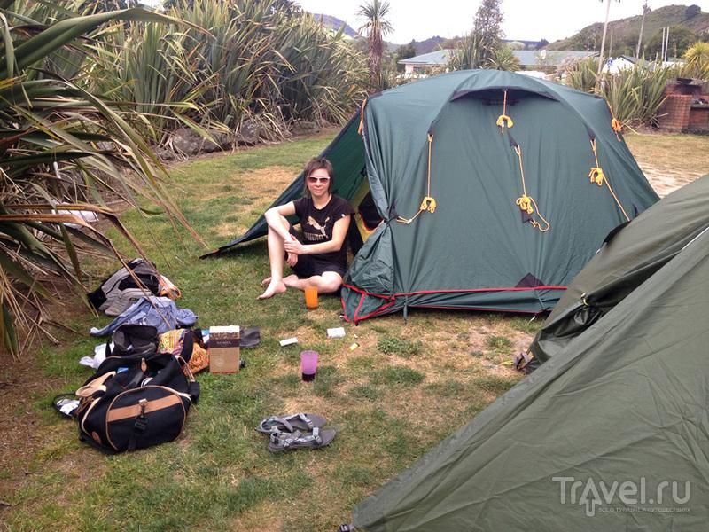 Новозеландские Хроники. Вайките и Роторуа / Фото из Новой Зеландии